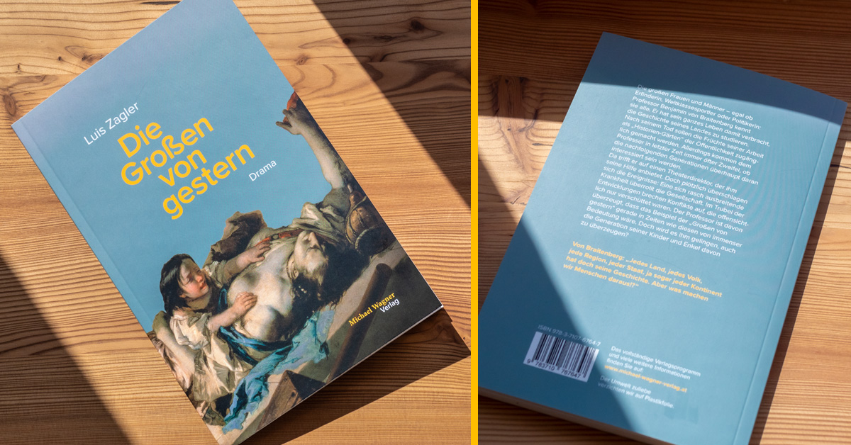 Ute Karin Höllrigl: Der andere Kontinent